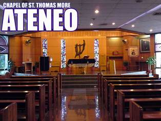 Chapel of St. Thomas More Ateneo