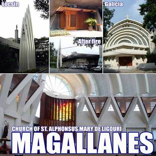 Church of St. Alphonsus Mary of Ligouri Magallanes